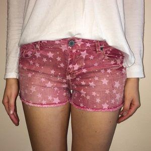 Star Jean Shorts!!